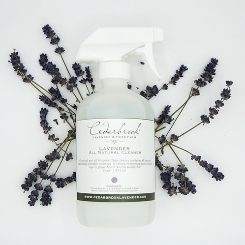 Lavender All-Natural Multi-Purpose Cleaner