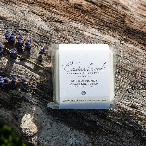 Beyond Lavender Goat's Milk Soap