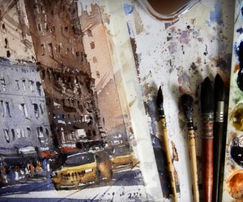 watercolour painting for beginners onlin