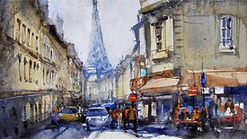online watercolour course for beginners.