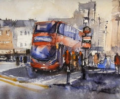 how to paint cityscape in watercolour.jp