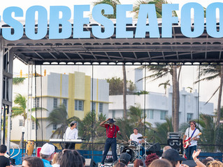 POS Networks sponsors the 2018 South Beach Seafood Festival.