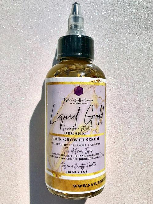 Liquid Gold | Lavender + Mint | 4 Oz