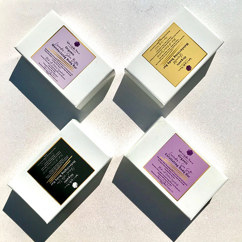 NHT | Organic Soap Bar Bundle