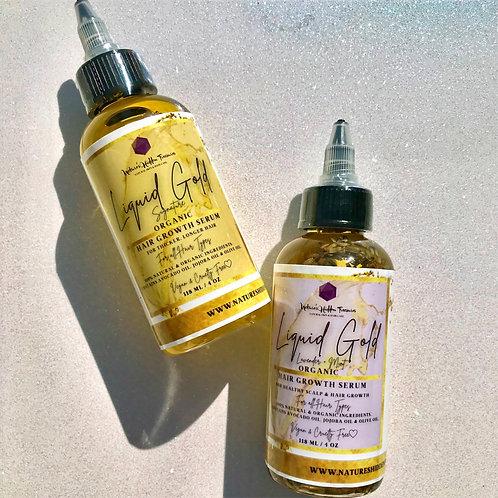 Liquid Gold Hair Growth Bundle