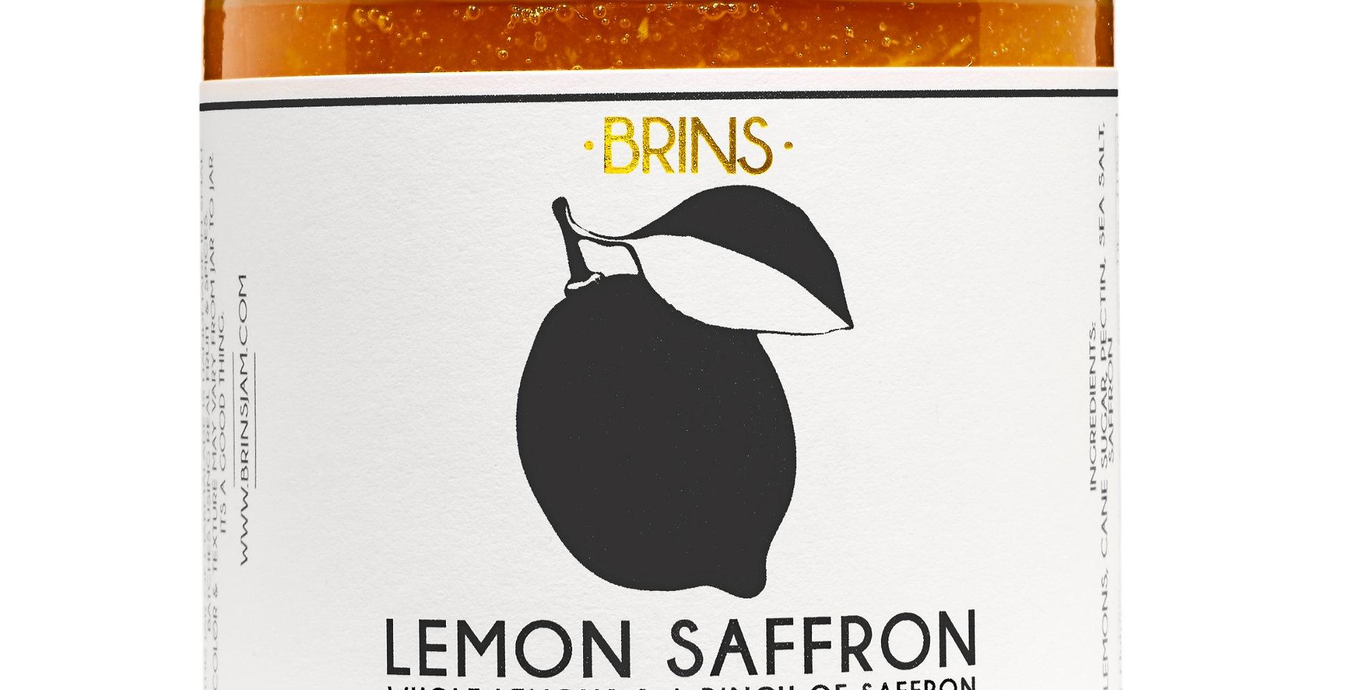 Lemon Saffron