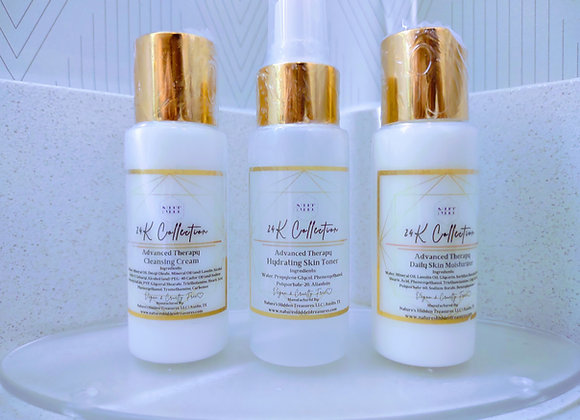 24K Skin Care Collection | Advanced Therapy | 6 oz.