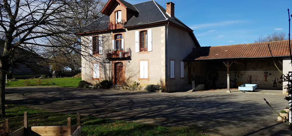 Ancienne école de Thermes-Magnoac