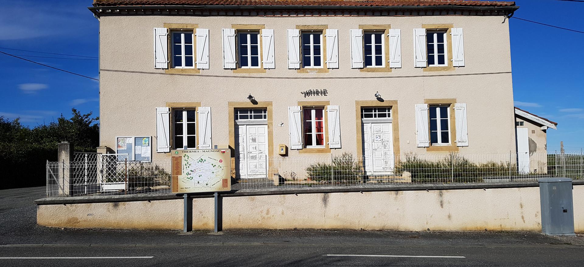 Mairie de Thermes-Magnoac