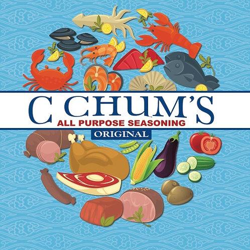 4 Pack C Chum's All Purpose Seasoning