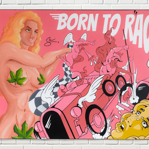"""Born to R""""Ace"""""""