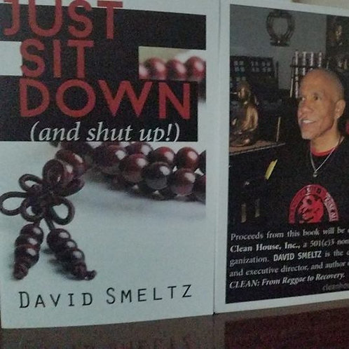 "Booklet...""Just Sit Down (and shut up)"""
