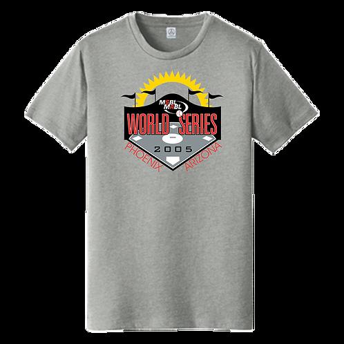 2005 MSBL / MABL World Series Shirt