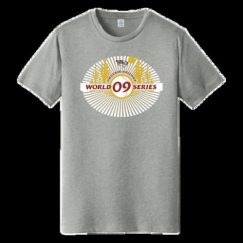 2009 MSBL / MABL World Series Shirt