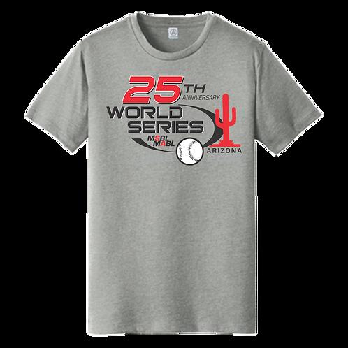 2012 MSBL / MABL World Series Shirt