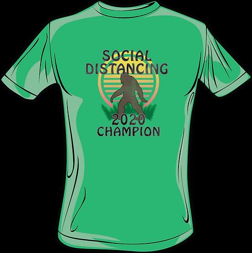Social Distancing Champion 2020