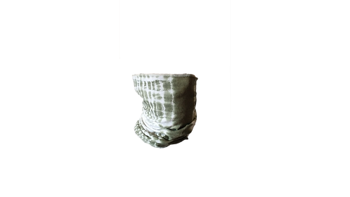 Gaiter - Tie-Dye -Scale Plate