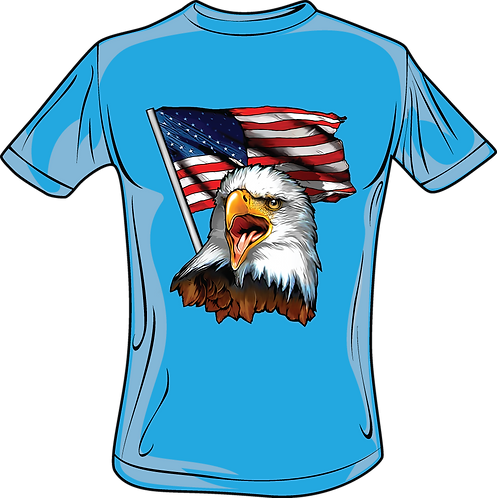 Patriot Eagle by GreatDaneGraphics