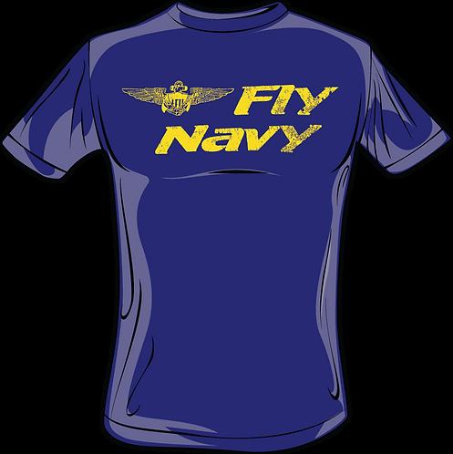 Vintage Fly Navy