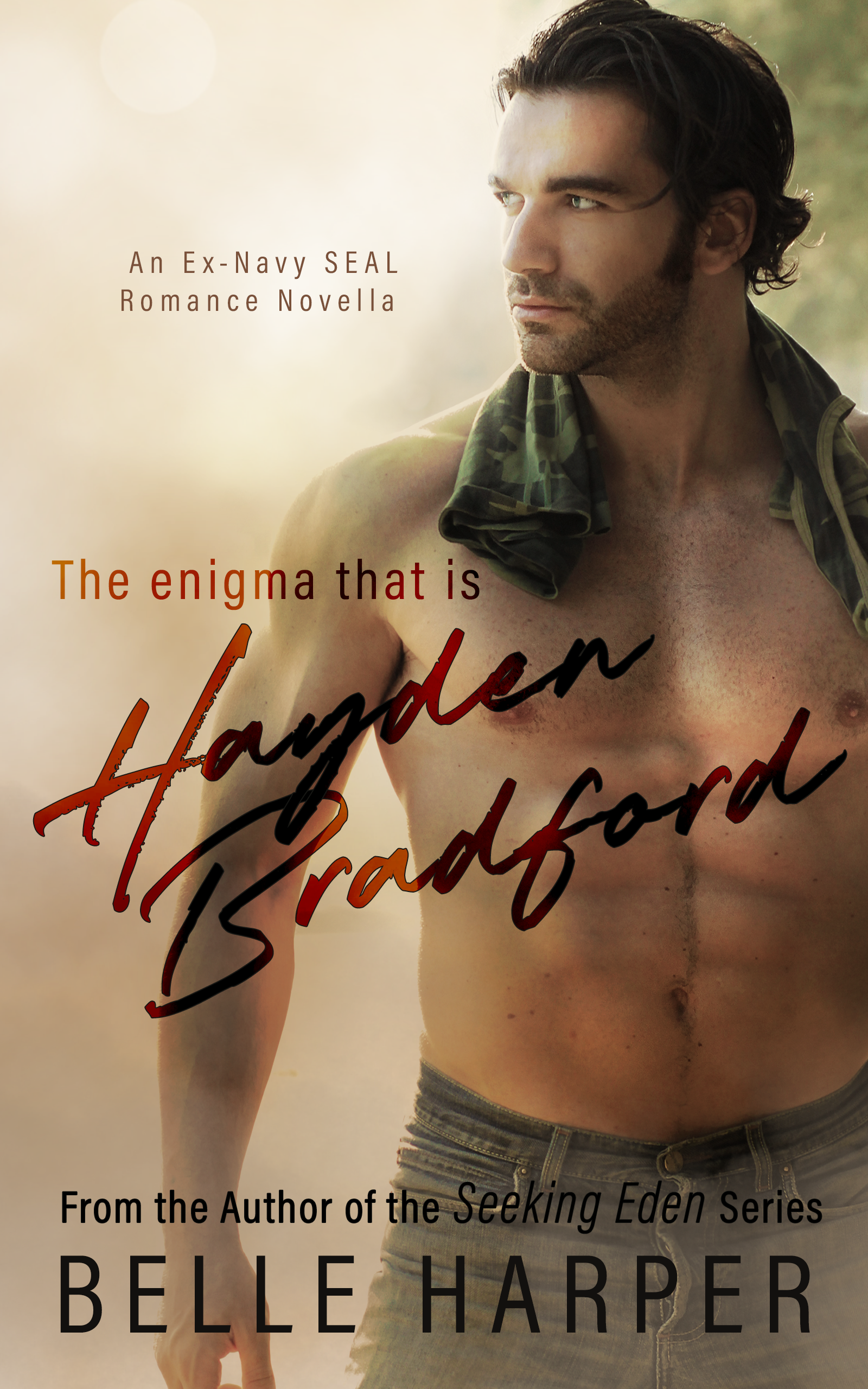 AUTHOR_Belle Harper_The Enigma that is H