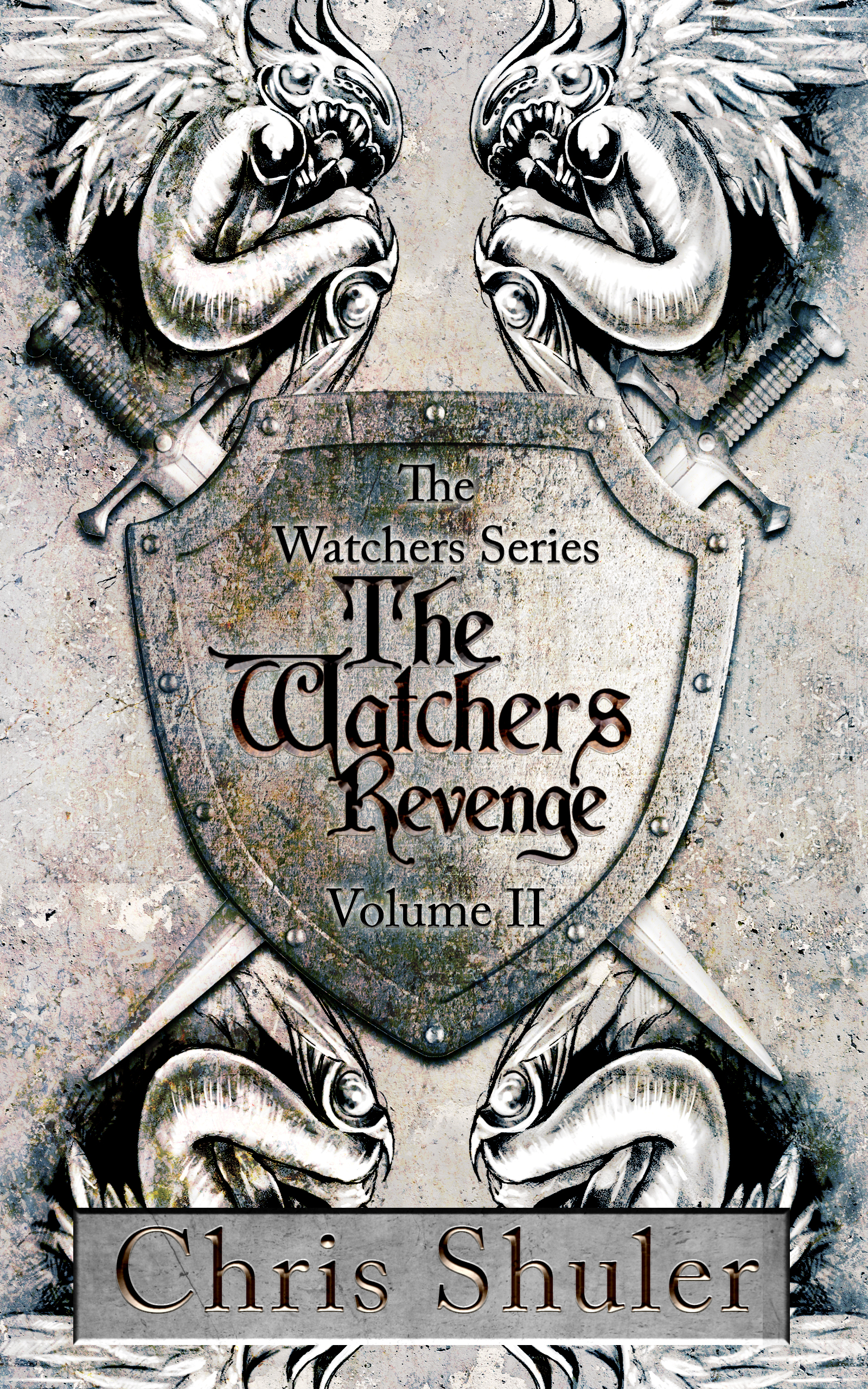 AUTHOR_Chris Shuler_The Watchers Series