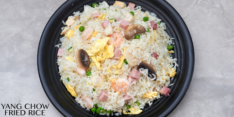 YANG CHOE FRIED RICE - CHEF CO RESTAURAN