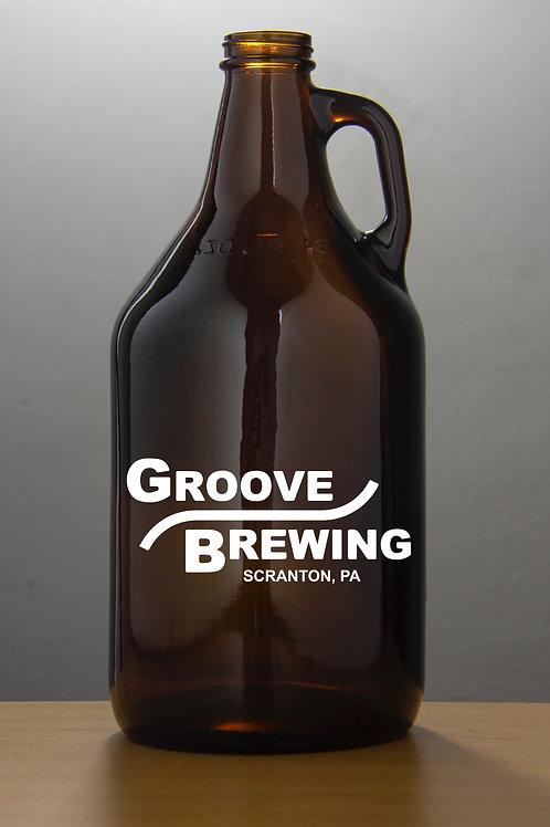 Imperial Belgian Pale Ale, Growler