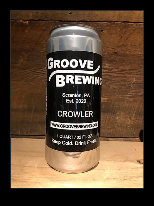 White IPA, Crowler