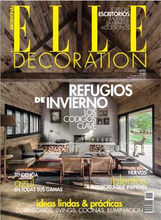 Edición Revista Elle Decoración | Especial Escritorios