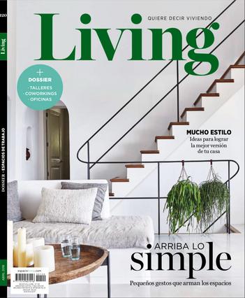 Edición Revista Living