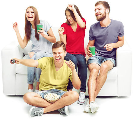 Watch tv with your family.jpg