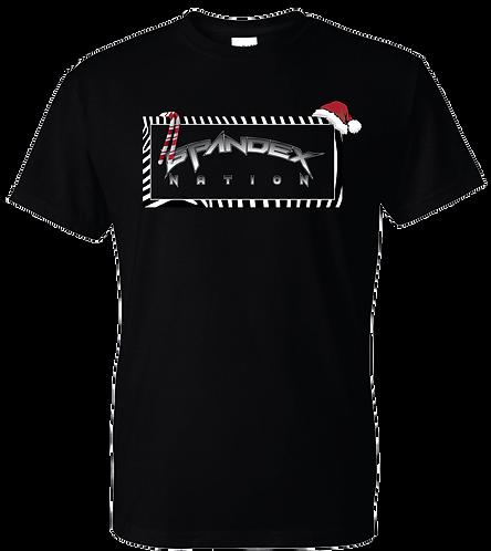 Spandex Nation T-Shirt, Metal Shirt, 80's Hair Metal, Rock Shirt, Spandex Nation Holidays Shirt