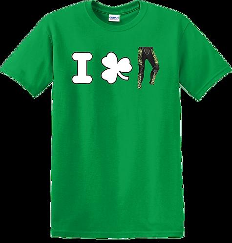 Spandex Nation St Patricks Day Shirt, Metal Shirt, 80's Hair Metal, Rock Shirt, St Patty's Day Shirt