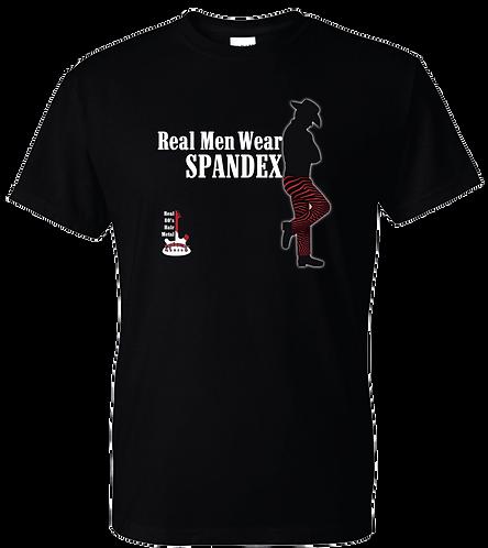 Spandex Nation Shirt, Metal Shirt, 80's Hair Metal, Rock Shirt, Real Men Wear Spandex