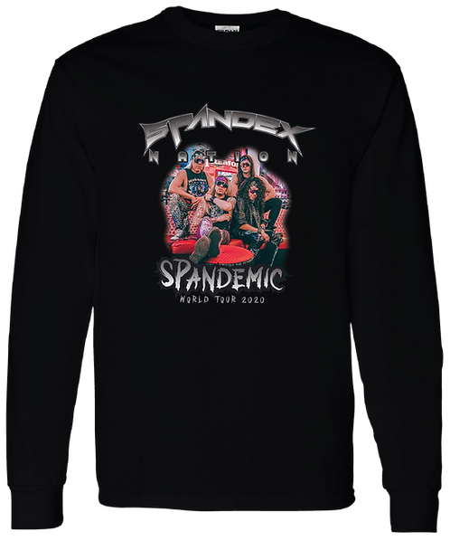 Spandemic Tour Long Sleeve