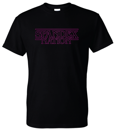 Spandex Nation Shirt, Metal Shirt, 80's Hair Metal, Rock Shirt, Stranger Things Spandex Shirt
