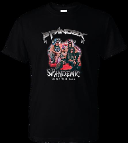 Spandemic Tour