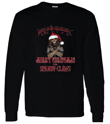 Spandy Claws Long Sleeve