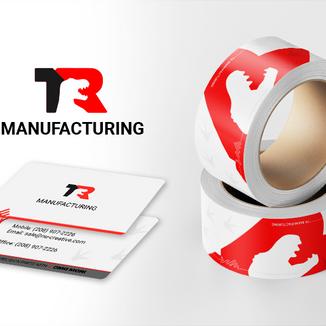 TR Manufacturing Logo