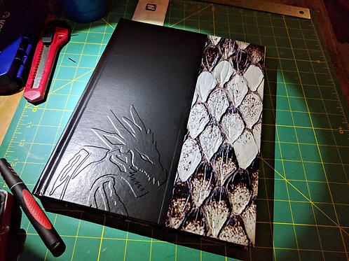 Black Dragon - Custom Sketchbook 001