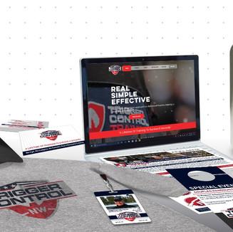 Trigger Control Northwest Branding Refresh & Website