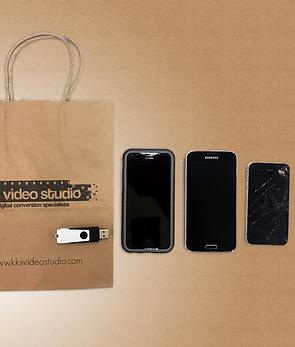 Different types of smart phones