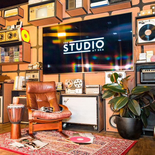THE STUDIO AT SCA - MELBOURNE