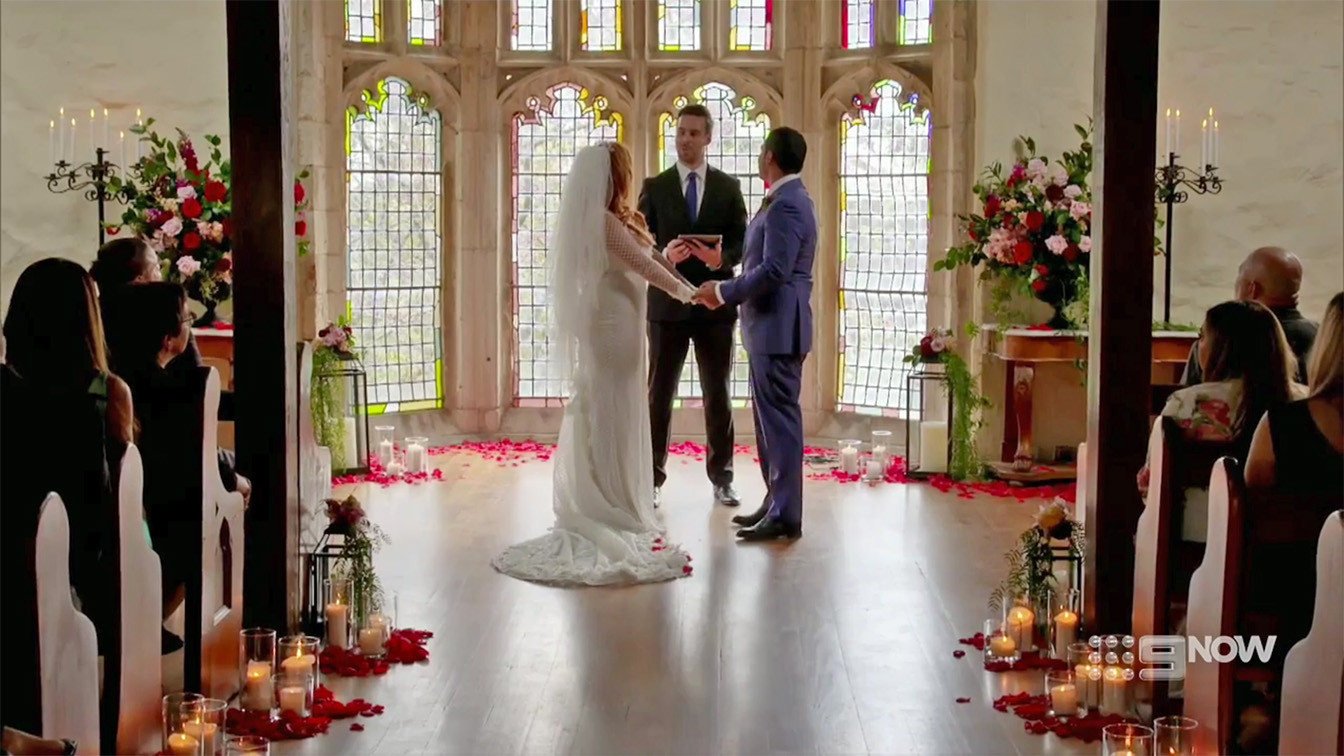 MARRIED AT FIRST SIGHT 2018  Art Direction & Styling