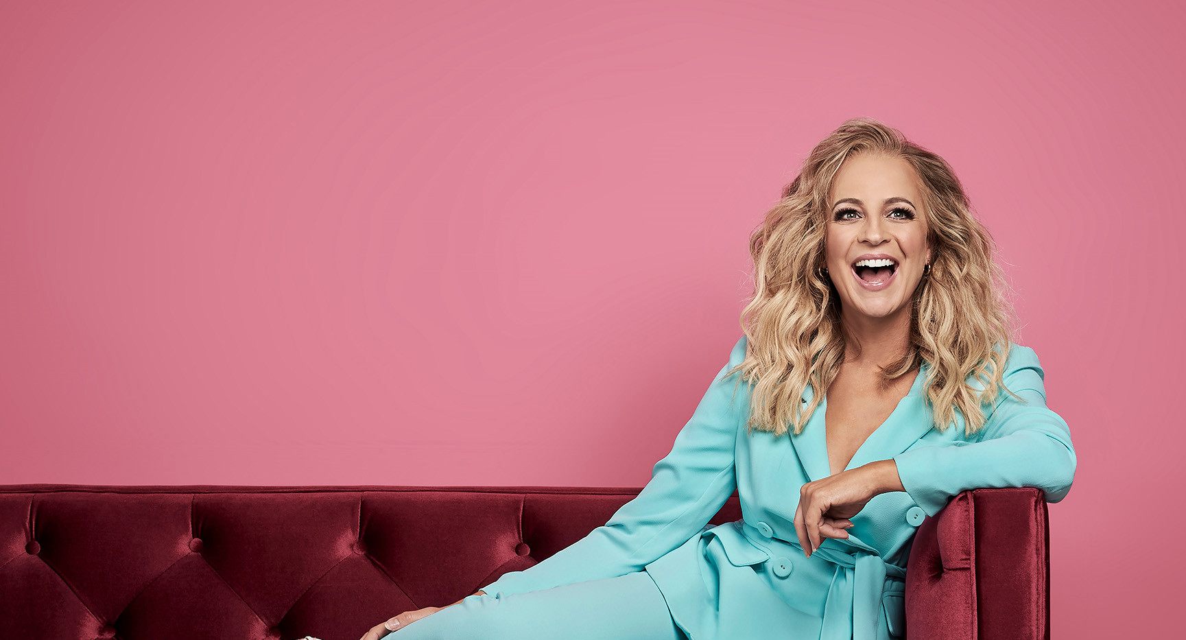 Carrie Bickmore - The Project  Art Direction & Set Styling
