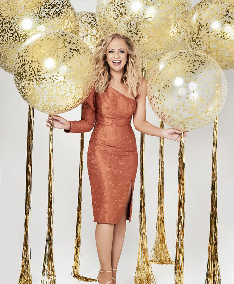 Carrie Bickmore - The Project  Art Direction & Set Styling  2019