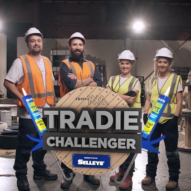 TRIPLE M & SELLEYS 'TRADIE CHALLENGER'