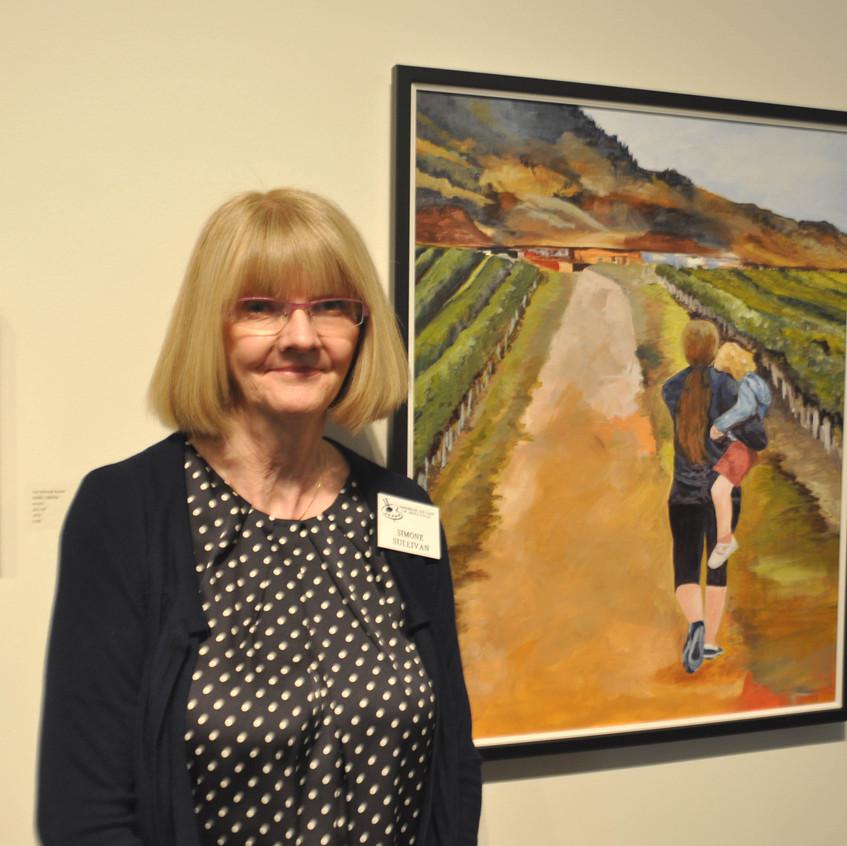 Simonne Sullivan, Honourable Mention Award