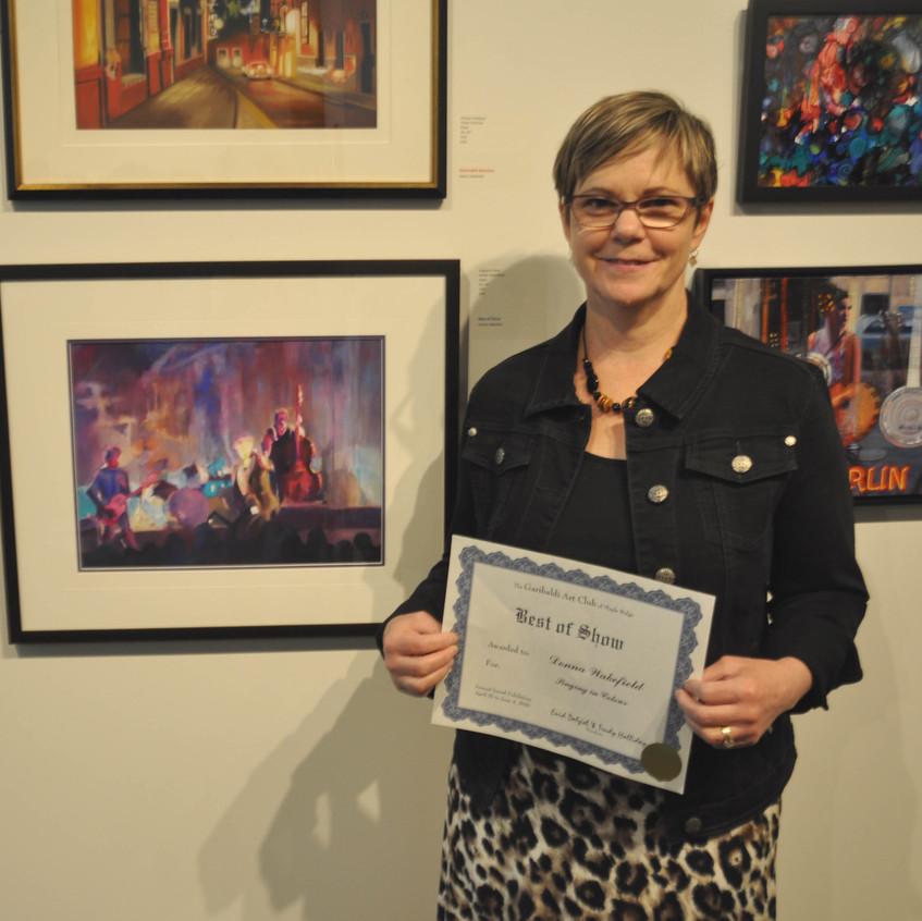 Donna Wakefield, Best of Show Award