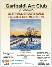 Don't Miss It - Our Annual Fall Show is Here